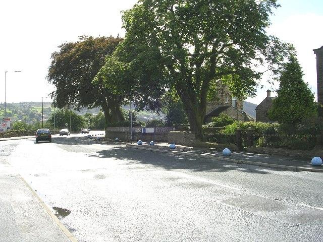 Keighley Road, Silsden (A6034)