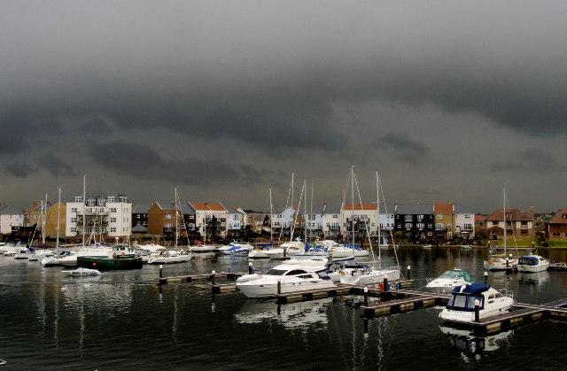 Sovereign Harbour Marina, Eastbourne