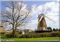 TQ5804 : Polegate Windmill by Andrew Huggett