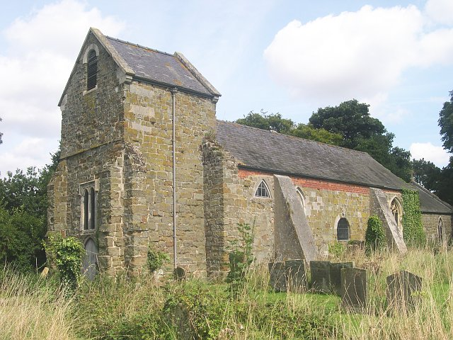 St Peter's Church Asterby