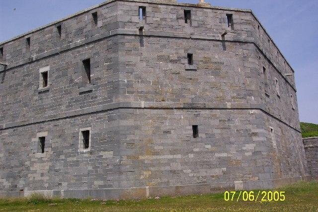 West Blockhouse