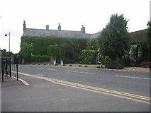 J5767 : Greyabbey, County Down by Patrick Brown
