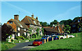 TQ5337 : Groombridge Village Green by Stephen McKay