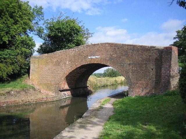 Drayton Brick Bridge