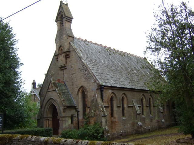 Methodist Church, Wark
