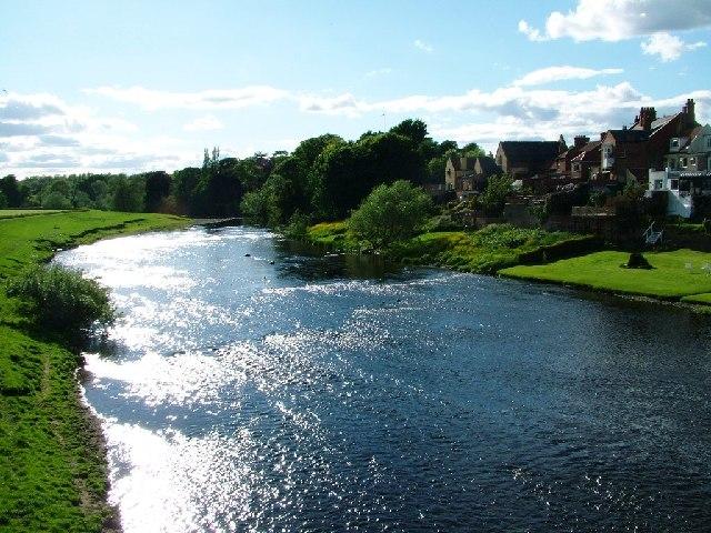 River Tees at Hurworth