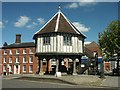 TG1101 : Market Cross, Wymondham by Katy Walters