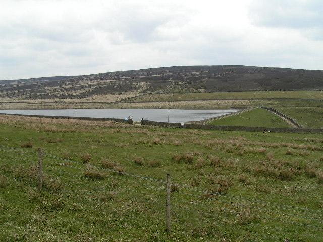 Walshaw Dean Lower Reservoir