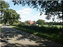 TG1301 : Cottages at Browick Bottom Farm, near Wymondham by Katy Walters