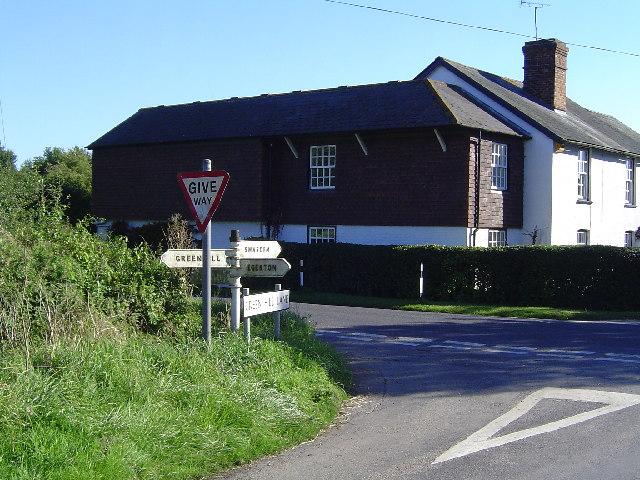 Crossroads at Mundy Bois