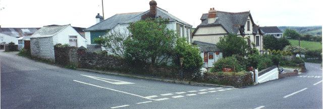 Mithian Post Office, Barkla Shop, St Agnes