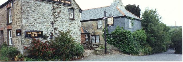 Miner's Arms pub, Mithian