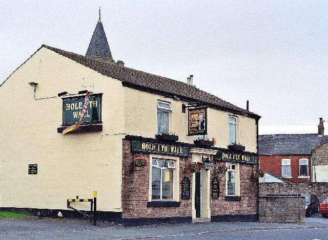 Hole i'th Wall Pub, Blackburn