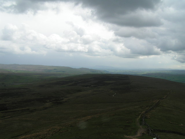 Gavel Rigg from Penyghent