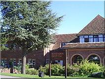 TQ8335 : Benenden Hospital by John Brown
