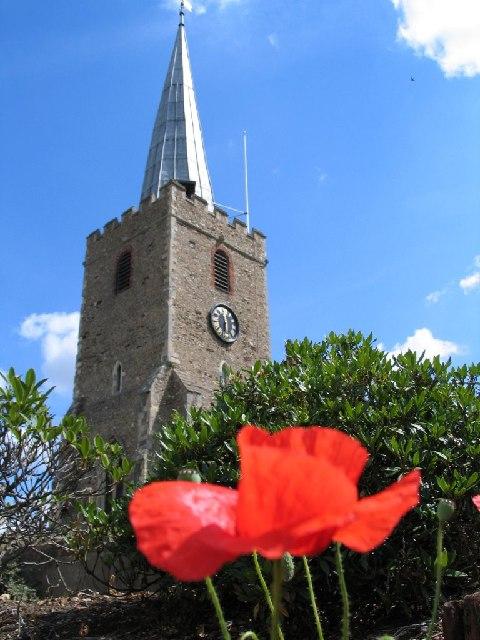 St. Mary's Church Great Baddow