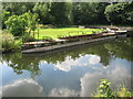 SK5805 : Grand Union Canal, Leicester by Kate Jewell