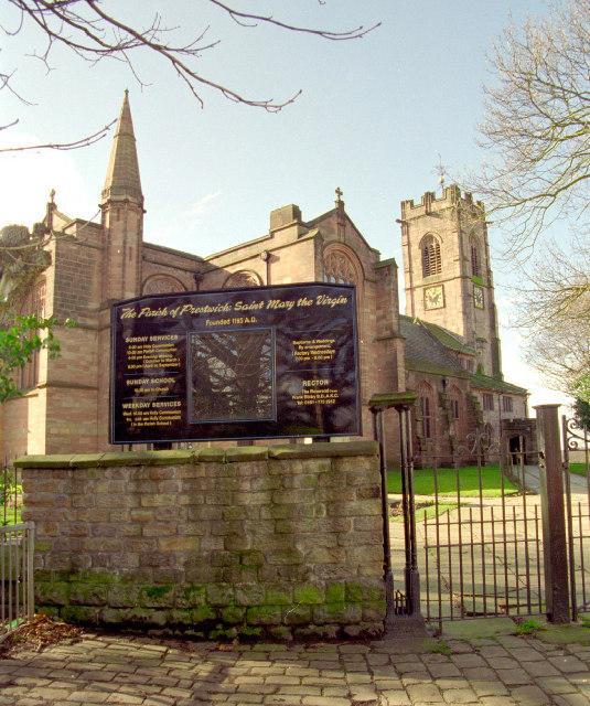 Prestwich Church