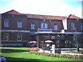 TQ2863 : Wallington Library, Shotfield. by Noel Foster