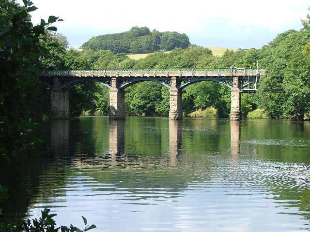 Crook-of-Lune West Viaduct