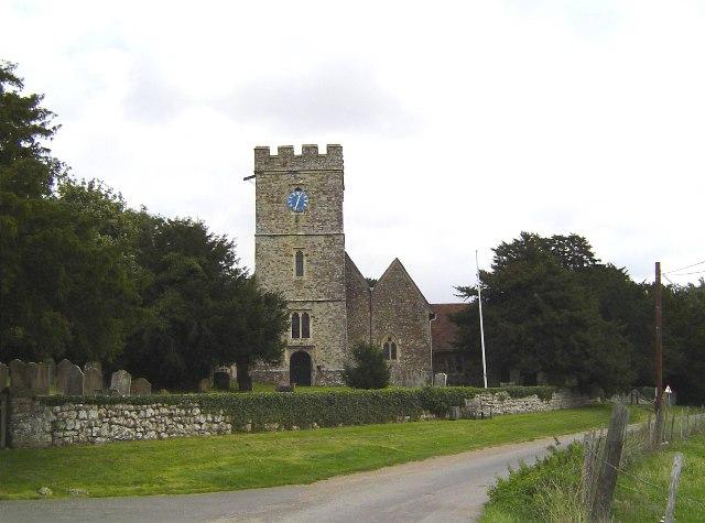Boughton Malherbe Church