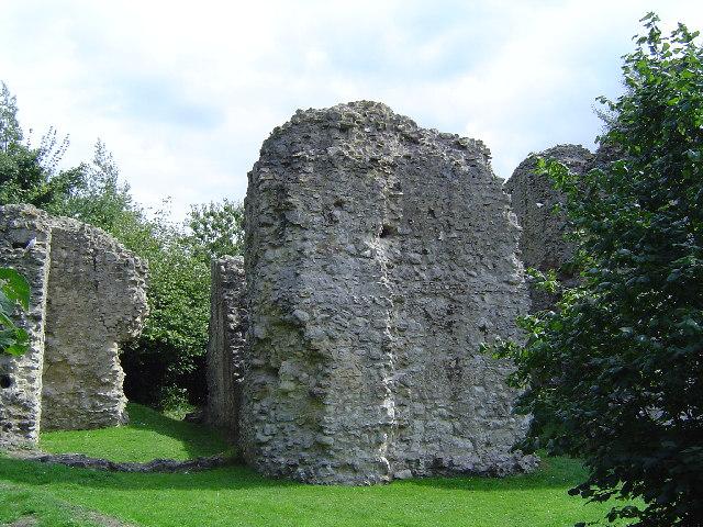 Castle Remains