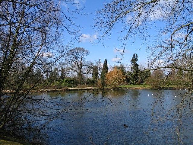 Danbury Lakes