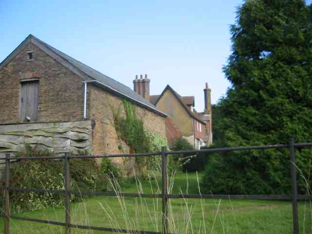 Buildings and Farmhouse at Burleigh  Farm