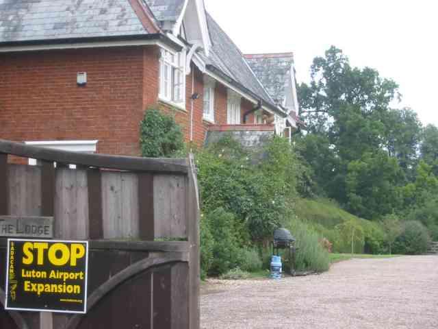 House in Church Rd Kings Walden