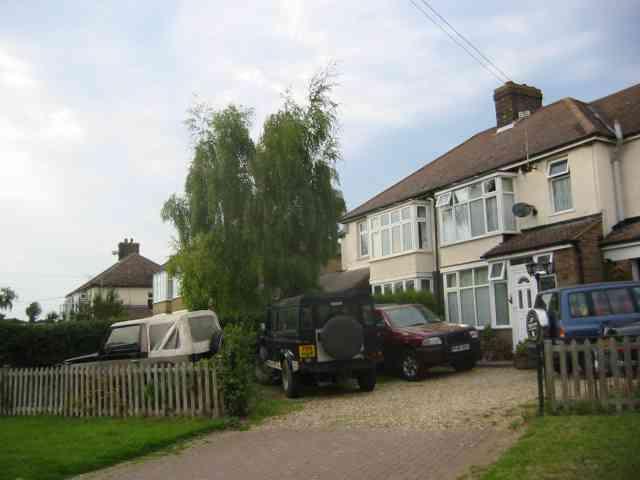Houses in Lye Hill  Breachwood Green