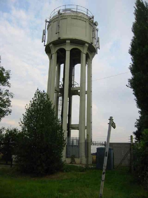 The Water Tower at Tea Green
