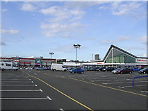NS5170 : Great Western Retail Park by Chris Upson