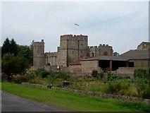 SE2684 : Snape Castle by Alison Stamp