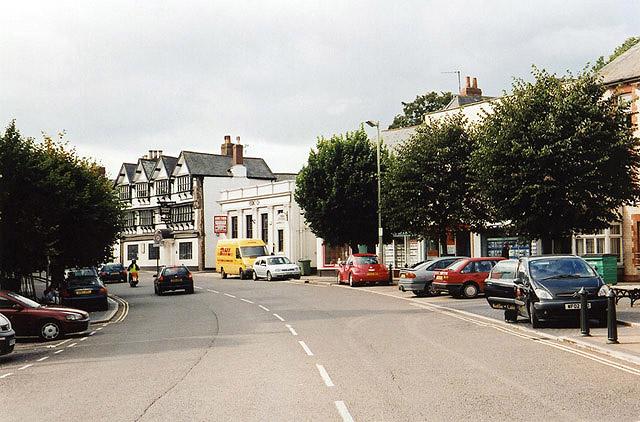 Cullompton: High Street