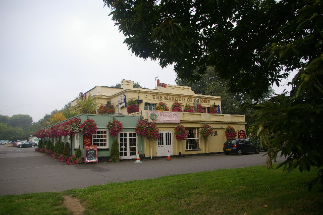 The Marquis of Granby Pub