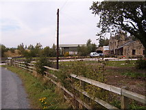 SD6277 : Kirkby Lonsdale Station by SIMON PHILLIPS