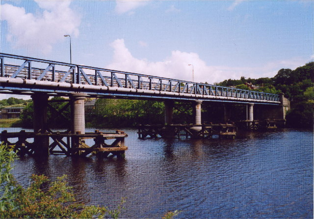Newburn Bridge