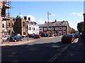 SD1780 : Millom Market Square by SIMON PHILLIPS