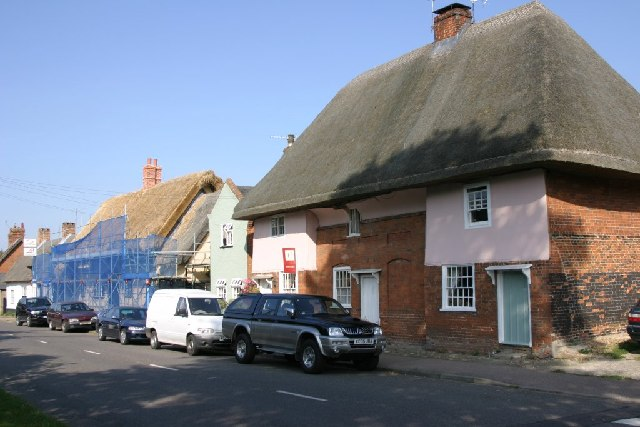 Thatch Old and New