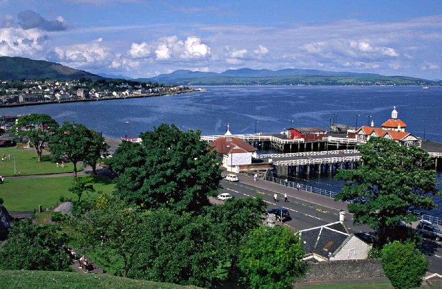 Harbour at Dunoon