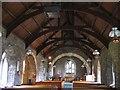 NN9224 : Interior St Bean's Church, Fowlis Wester, Perthshire by Brian D Osborne