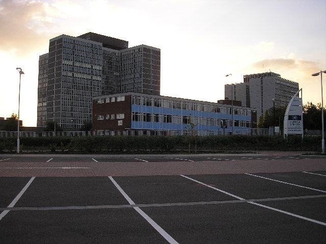 Government offices, Llanishen, Cardiff