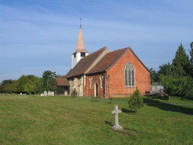 St. Mary the Virgin - Ramsden Bellhouse