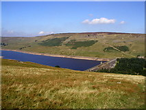 SE0676 : Scar House Reservoir by Andy Beecroft