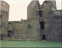 SN1943 : Cilgerran Castle by Cered