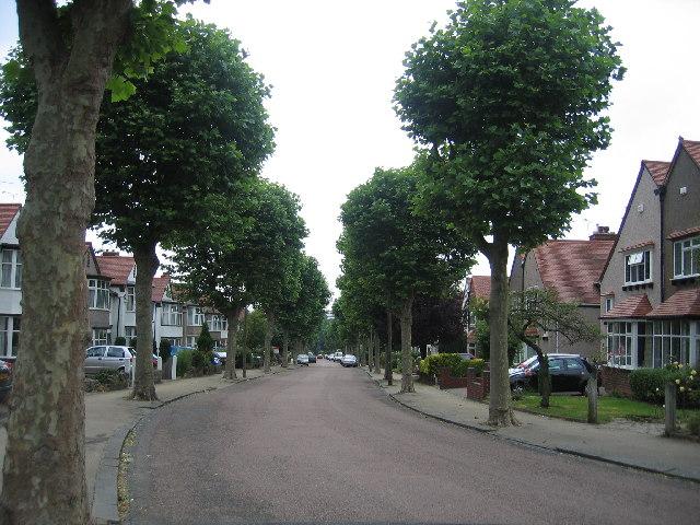 Rochester Road, Earlsdon