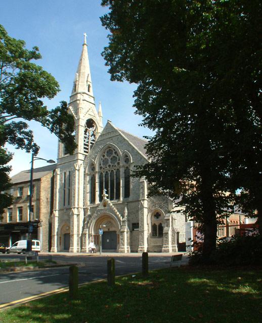 The Greek Orthodox Church of St Constantine & St Helen, SE19