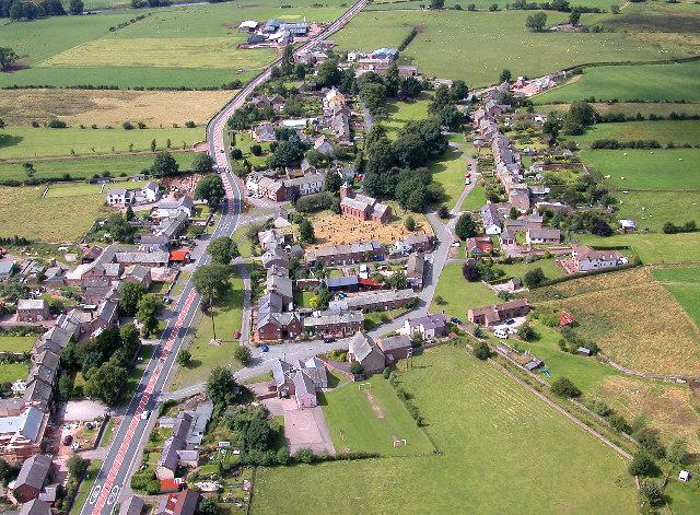 Temple Sowerby, Cumbria