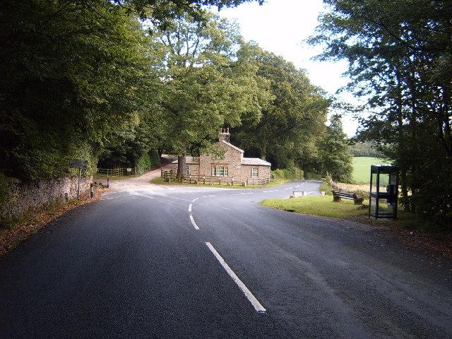 Postern Gate Lodge