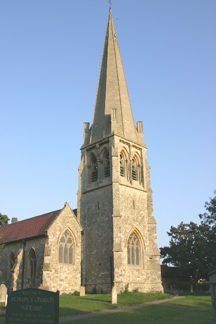 St. Mary's - Widford